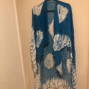 Jackets & Blazers - Tie dye kimono OSFA
